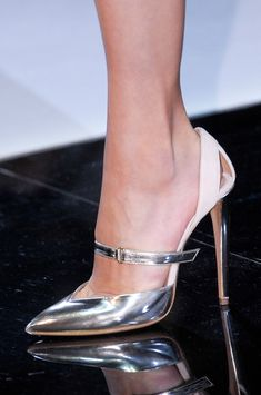 www.armani.com, Emporio Armani Spring 2013, bride, bridal, wedding, wedding shoes, bridal shoes, haute couture, luxury shoes
