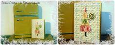 Sprazzi Creativi - La Poldina Handmade: Card Natale