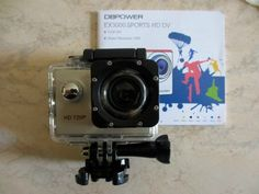 DI TUTTO UN PO': ACTION CAMERA DBPOWER  EX3000 SPORT HD DB