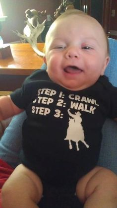 onsie, my child will have this!