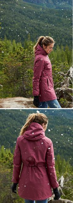Women's Eastbridge Parka | Cold weather? Wet weather? Changing weather? This parka can handle them all with ease.