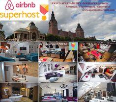 Po raz kolejny LUKSUS APARTAMENTY MARIACKA - Szczecin otrzymały od Airbnb wyróżnienie SUPERHOST. Once again LUKSUS APARTMENTS MARIACKA - Szczecin received from Airbnb the honor of SUPERHOST. Wieder einmal erhielt LUKSUS APARTMENTS MARIACKA - Szczecin von Airbnb die Ehre von SUPERHOST Gasgeber.