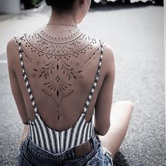 Digital concept available / projet disponible - Credit : - Contact : - Tattoo Artists Near Me, Famous Tattoo Artists, Female Tattoo Artists, Girl Back Tattoos, Upper Back Tattoos, Back Tattoo Women Upper, Tribal Tattoos, Celtic Tattoos, Skull Tattoos