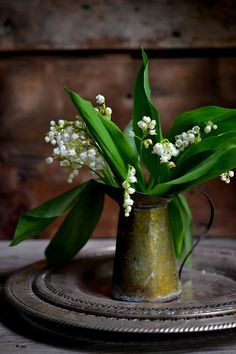 Lily of the Valley...My Favorite