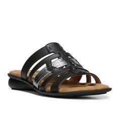 59078ecd7fa5 NaturalSoul by naturalizer Joliet Women s Wedge Sandals