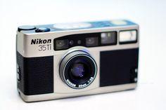 Nikon 35 Ti | by Steve only