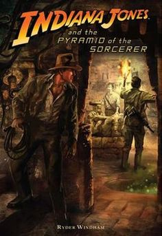 Indiana Jones and the Pyramid of the Sorcerer - Indiana Jones Wiki - Wikia