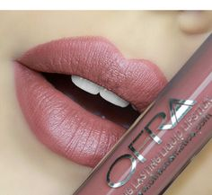 Mocha Liquid Lipstick by Ofra Cosmetics