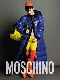 Katy Perry In Sexy Moschino Campaign