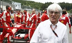 Bernie Ecclestone says F1 drivers are telling him that the fun has been taken out of the sport.