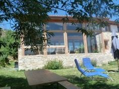 Castille and Leon holiday home in Avila with views to the mountain of Gredos, this Spanish ecological self catering house is situated near natural parks and swimming.