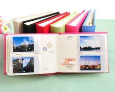 Classic Instax Mini Album http://www.mochithings.com/instax-albums/classic-instax-mini-album/6313
