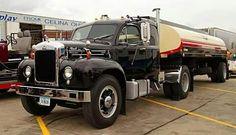 70 best Old vintage Fuel Trucks Old Mack Trucks, Big Rig Trucks, Dump Trucks, Cool Trucks, Fuel Truck, Train Truck, Antique Trucks, Vintage Trucks, Vintage Auto