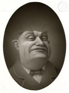 El tío millonario que todos los sobrinos están deseando que muera...