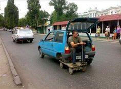 It's Cheaper than a Tow Truck!