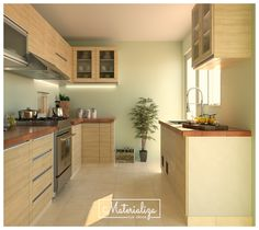 Mejores 8 Imagenes De Mueble Cocina De Melamina Color Carvalo En - Colores-de-cocina