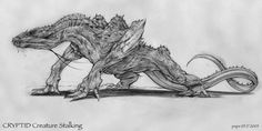 Character and Creature Design Notes: An Interview with Character and Creature Designer Joseph C. Pepe
