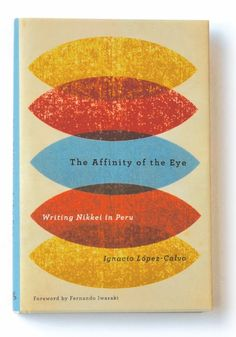 The Affinity of the Eye | cover by David Drummond