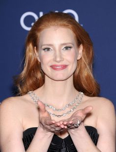 Jessica Chastain - 2014 InStyle and Warner Bros. 71st Annual Golden Globe Awards Post-Partyin Beverly Hills