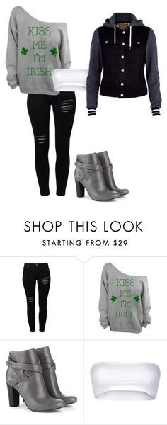 Untitled #30 by jasminalexia on Polyvore featuring Missoni, River Island, Gestuz and Sole Society