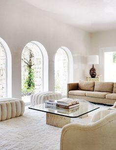 Transitional Living Rooms, Living Room Modern, Living Room Decor, Transitional Decor, Small Living, Living Area, Transitional Kitchen, Cozy Living, Neutral Living Rooms