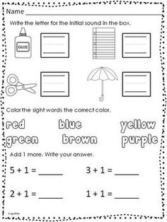 November Morning Work ~ Kindergarten - The Daily Alphabet - TeachersPayTeachers.com