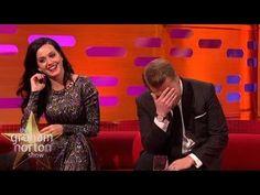 Paul McCartney, Katy Perry and James Corden Write Hilarious Song Lyrics - The Graham Norton Show - YouTube
