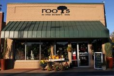 Roots next to us on Augusta Road in Greenville SC!