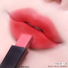 美学🍒 ☏ ᶠᵒˡˡᵒʷ ᵐᵉ ⤦ υηινєɾsє161010 *:・゚ Makeup Kit, Makeup Inspo, Lip Makeup, Beauty Makeup, Korean Makeup Look, Asian Makeup, Cool Makeup Looks, Pretty Makeup, Kawaii Makeup