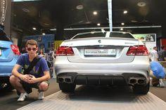 Mercedes Benz E63 AMG S B63 Brabus