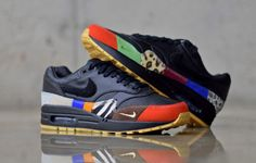 "The Nike Air Max 1 ""Master"" Is a Greatest Hits Package in Sneaker Form"