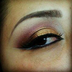 Antique Copper Madness http://www.makeupbee.com/look_Antique-Copper-Madness_41686