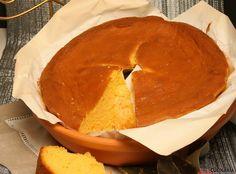 Esta receita de Pão-de-ló chegou de Guimarães :) Pão de ló de Guimarães