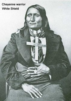 White Shield (the son of Spotted Wolf) - Northern Cheyenne - no date