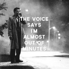 The Voice. #SPN #Castiel