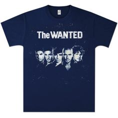 The Wanted Album T-Shirt :D My cheesey band shirt you promised to get me for christmas