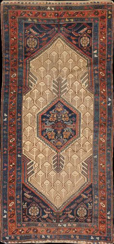 Persian Serab rug, early 20th c