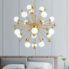 Ari – Modern Nordic Art Deco Chandelier - All For Decoration Art Deco Chandelier, Art Deco Lighting, Chandelier Lighting, Simple Chandelier, Lighting Stores, Antique Lighting, Bedroom Lighting, Lighting Ideas, Luxury Interior