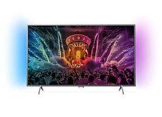 PHILIPS 4K LED-TV 49PUS6401/12 Android Ambilight 4K UHD 123 cm B-Waresparen25.com , sparen25.de , sparen25.info