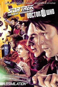 Star Trek: The Next Generation / Doctor Who: Assimilation 2: The Complete Series (Star Trek / Doctor Who) by Scott Tipton,http://www.amazon.com/dp/1613777825/ref=cm_sw_r_pi_dp_cmR2sb0N4VH84JAY