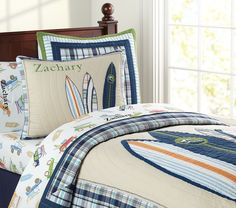 North Shore Quilted Bedding | Pottery Barn Kids