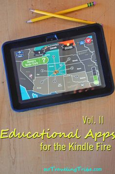 Volume 2 of our popular Best Educational Apps for the Kindle Fire post.  Apps that have value vs. gaming, yet are engaging!