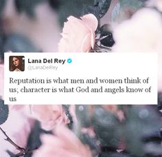 Words from Lana