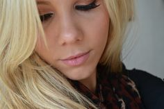 Fall Inspired Makeup Look on the Blog today!