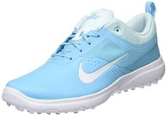 These great value womens Akamai spikeless golf shoes by Nike come with full length lunarlon cushioning to provide maximum comfort! Nike Womens Golf, Womens Golf Shoes, Nike Golf, Girl Golf Outfit, Cute Golf Outfit, Girls Golf, Ladies Golf, Nike Shoes, Sneakers Nike