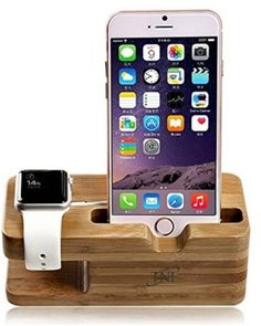 Apple Watch Stand, Aerb iWatch Bamboo Wood Charging Stand Bracket Docking Station Stock Cradle Holder for Both and Features: ✔ Buy from Aerb Inc for Authentic products only; ✔ Special designed for 2015 Apple Watch Apple Watch Iphone, Apple Iphone 6s Plus, Best Apple Watch, Apple Watch Charging Stand, Stand Up Paddle Board, Iphone Stand, Iphone 4, Ios Phone, Apple Watch Accessories