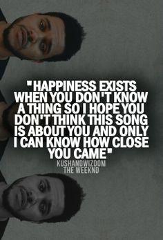 Love! The Weeknd