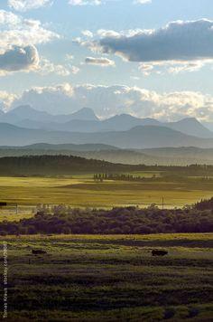 The Foothills, near Calgary, Alberta O Canada, Alberta Canada, Canada Travel, Rocky Mountains, British Columbia, Landscape Photos, Landscape Photography, Calgary, Alaska