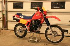 1983 honda XR500R