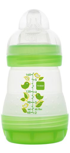 Drinking detailed view | MAM baby bottles & training cups: BPA- Free bottles and cups made to help transition to cups stage by stage